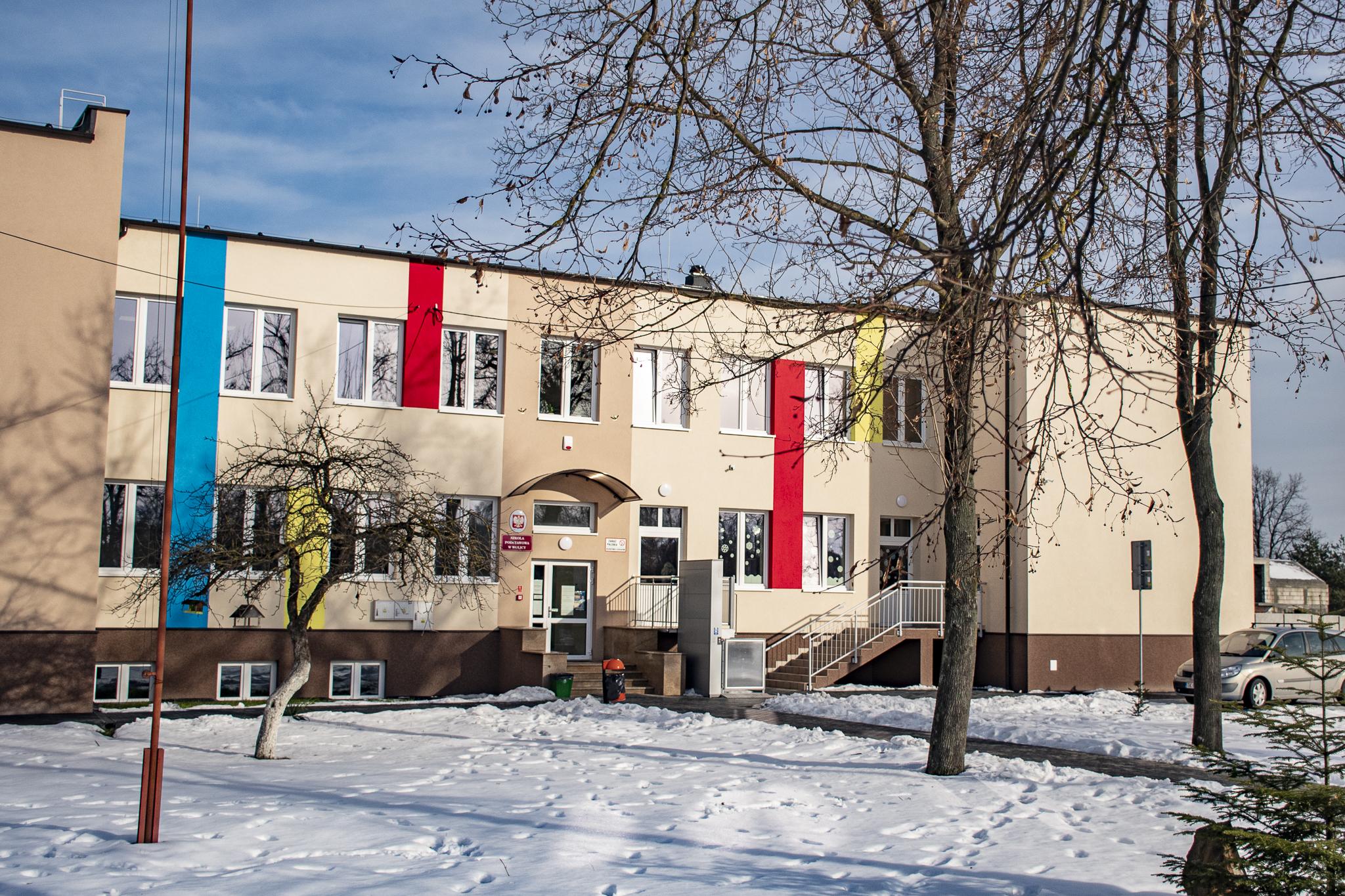 Szkoła podstawowa – Wolica