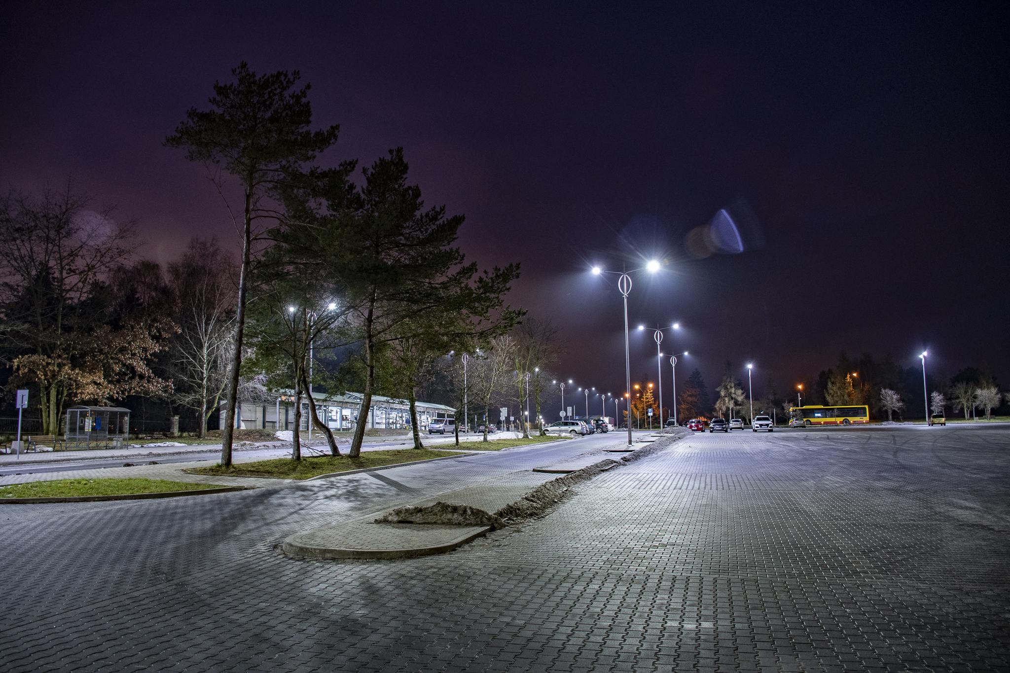 Parking – Cedzyna w Kielcach